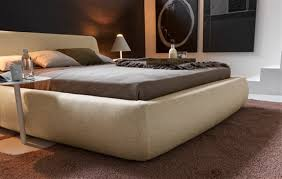 Contemporary and Unique Bed Design for Bedroom Furniture Dinghy