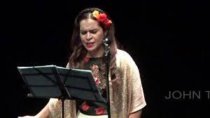 Belem Reyes (Soprano) - Gala de mariachi - YouTube