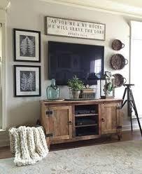 Living Room Decor Rustic Farmhouse Style Tv Entertainment Center Wall Decor Vintage  Living Room Ideas Design