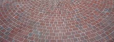 View in gallery Circular brick design adds style and flair