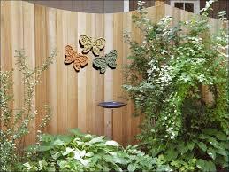 garden wall decor metal erfly wall decor garden sunflower wall decor