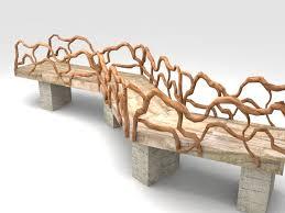 Small Picture Rustic garden bridge design 3d model 3ds Max files free download