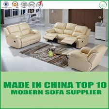 china modern living room furniture genuine leather recliner sofa china electric recliner function sofa