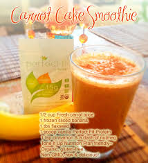 Steph s Smitten List Tone It Up Carrot Cake Smoothies Look Up
