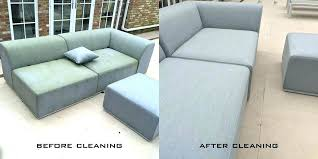 how to clean outdoor cushions how to clean outdoor cushions cushions before u after cleaning with how to clean outdoor cushions