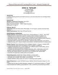 Soccer Resume For Coaching College Objective Coach Cover Letter