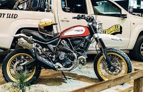2017 ducati scrambler desert sled motorcycles thousand oaks