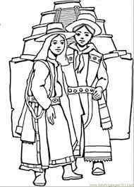 Small Picture Aztec Coloring Page Free Mexico Coloring Pages