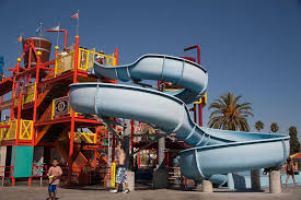 los angeles water parks