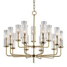 vintage brass chandeliers wentworth chandelier suzy and tim s master bath