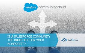 Is A Salesforce Community Right For Your Nonprofit