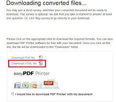 Top 6 Free Tools to Convert PDF to HTML Easily and Quickly