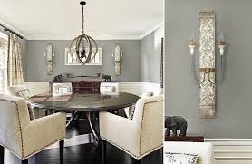 rustic pillar wall sconce light french country distressed wood chandelier chandeliers white chandelier décor steals