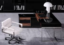 modern glass office desk. Modern Glass Office Desk With Drawers