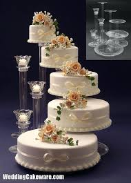 Wedding Cake Stands Toronto That Are Pure Goals Floating Cakes Stand