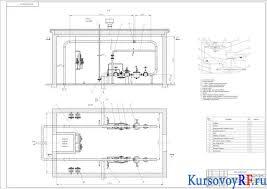 Расчетный курсовой проект системы газоснабжения предприятия  Проект по дисциплине Теплоэнергетические системы промышленных предприятий