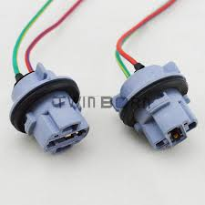 7440 t20 led bulb brake turn signal light socket wiring harness productpicture0 productpicture1 productpicture2 productpicture3