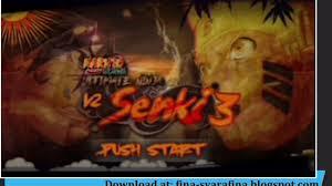 Download Naruto Senki Mod Naruto Ultimate Ninja Senki 3 V2 Apk by Immanuel  Chandra