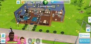 The Sims Mobile Best House Designs Home Decorating Cool House Designs House Design Sims House