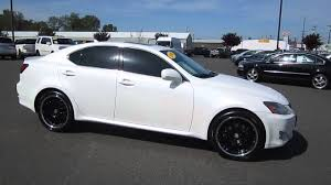 lexus is 250 2008 white. Modren White 2008 Lexus IS250 WhiWhite  STOCK B2497A Walk Around Throughout Is 250 White O