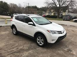 2014 Toyota RAV4 XLE for sale in Houston, TX | Stock #: 15555