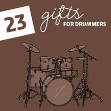 23 incredible gifts for drummers