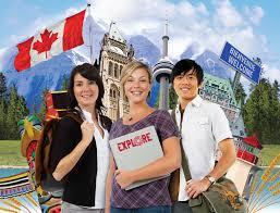 French immersion summer teens program language