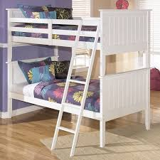 lulu twin over twin bunk bed signature design by ashley furniture furniturepick ashley unique furniture bunk beds