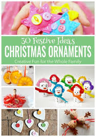 a great e book from red ted art 30 favourite ornaments together in one book organised into 10 preer ornaments designed for independent