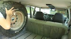1998 Jeep Grand Cherokee Tire Size Chart