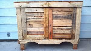 pallet cabinet by travislucia woodworking community