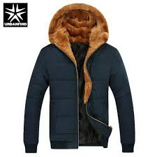 2018 whole russian winter men thick fur down coats male warm outerwear big size m 3xl zipper fly man ourdoor hooded parka khaki blue from peay