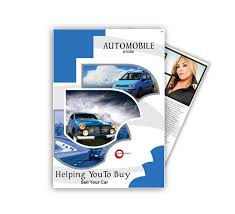 Car Dealership Flyer Templates Automobile Used Cars Dealership Flyer Templates