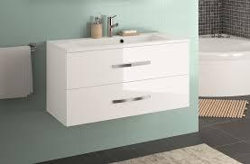 Allibert Bathroom Cabinets Allibert Badmbel Set Badmbel Vormontiert Wei Glanz Softclose