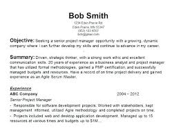 Scrum Master Resume Scrum Master Resume Sample Unique Manager Change