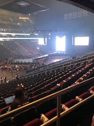Prudential Center Section 6 Concert Seating Rateyourseats Com