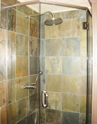 glass shower doors replacing shower door good shower door installation