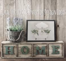 <b>Rural</b> HIP! <b>Rustic</b> Interior Design Ideas - Creame - Medium