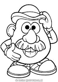 Small Picture potato head coloring pages