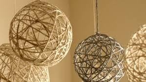 Decorative Twine Balls