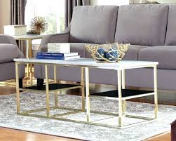 gold and glass end table coffee table gold metal and glass end tables oval wood coffee