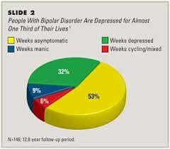 Bipolar Pie Chart Bipolar Disorder Bipolar I Disorder