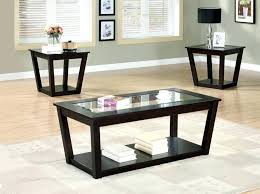 living room end table sets black coffee table sets and end tables with marble top furniture