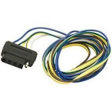 trailer lights and connectors from defender wesbar 5 way flat vehicle end wire harness 48