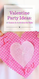 Valentines Day Quotes For Preschoolers Valentine Party Ideas 14 Games Activities For Kids Hallmark