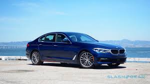 BMW 3 Series bmw 530i review : 2017 BMW 530i Review: Geek excess comes at a price - SlashGear