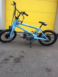 used fresh built honda c90 custom bmx pit bike 110 in cv11