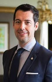 xavi gonzalez has been appointed general manager at the st regis  xavi gonzalez