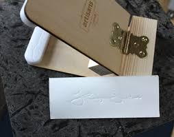 artisans custom paper embosser by artisanstamps dribbble artisans custom paper embosser