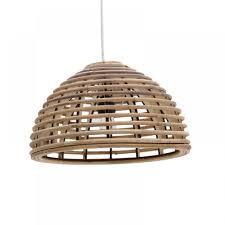 Suspencion Lamp Bamboo Natural 3 10 012 0002 Inart Mydesigndrops